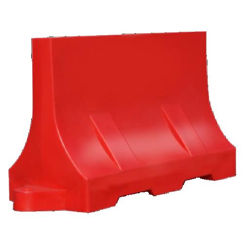 Дорожный барьер водоналивной, пластиковый БВ-1.2-К [красный]