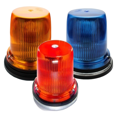 Светодиодный маяк ФП-1-170 (9 диодов) [Мигалка для автомобилей]