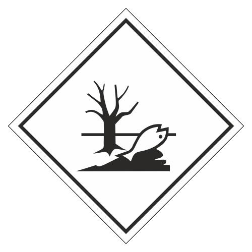 Знак опасности. Вещество, опасное для окружающей среды