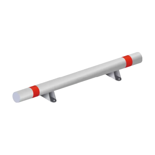 Колесоотбойник металлический на кронштейнах КЭ-1 1000 мм