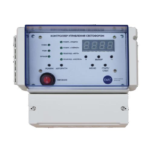 Контроллер управления мобильным светофором