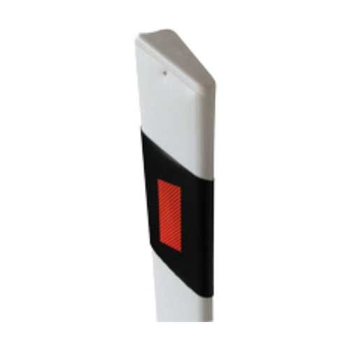 Дорожный пластиковый сигнальный столбик С1 1350мм