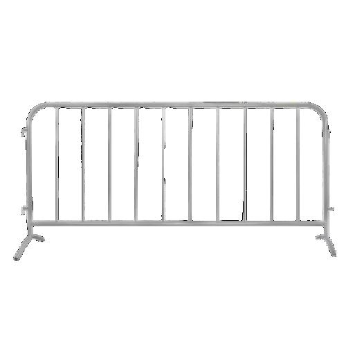 Фан-барьер БМ-1-2 [мобильное, передвижное ограждение, любой цвет по RAL]