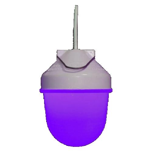 Фонарь сигнальный ФС-12-110 фиолетовый