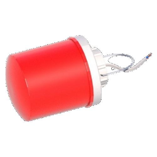 Фонарь сигнальный ФС-2.0 красный