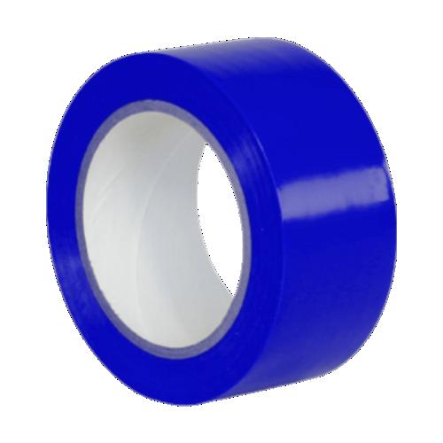 Клейкая лента для разметки пола синяя (Standart)