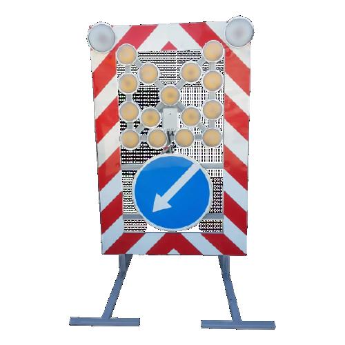 Мобильный дорожный комплекс (прицеп прикрытия) МДК-1Б