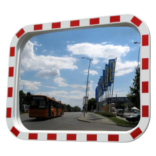 Обзорное уличное зеркало DL-800х1000