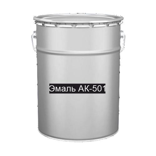 Краска для дорожной разметки Эмаль АК-501 белая